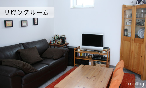 日本式に座椅子もあり